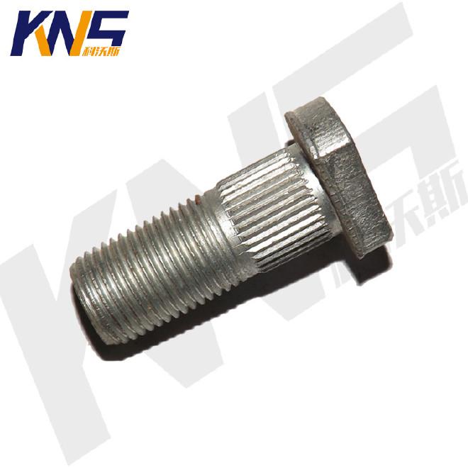 厂家直销轮毂螺栓 车用轮胎螺栓 可定制高强度8.8 10.9非标螺栓