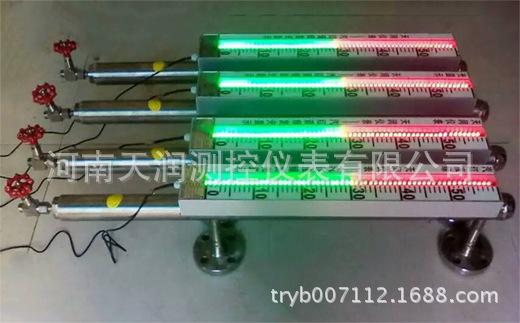炼钢厂专用智能型磁敏电子双色液位计 光电双色液位计示例图6