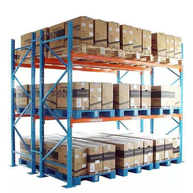 濟南 大悅  重型層網貨架 金融票據專用 重型倉儲倉庫 托盤貨架
