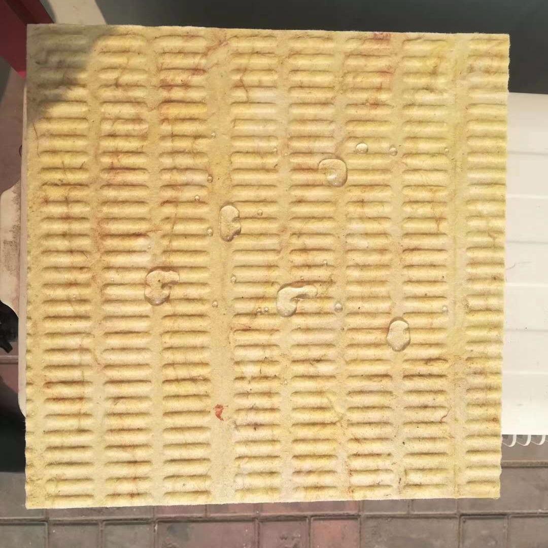洛克德保温岩棉板生产厂家   外墙保温岩棉板厂家