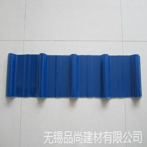 玻璃钢瓦_透明采光瓦_采光板多种型号材质可供选择