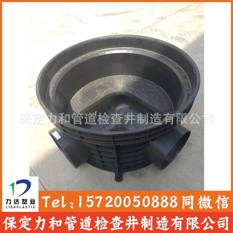 塑料检查井生产厂家 dn1000mm检查井示例图5