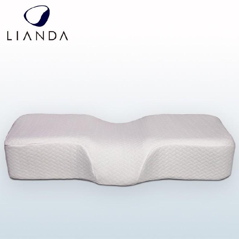 太空记忆枕头 颈椎枕头 2017新款记忆枕定制 跨境专供 欧美枕头