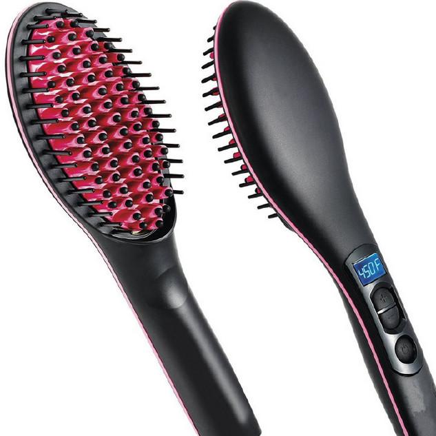 TV鞭炮梳子直发梳直卷生产顺发梳直发器新品电动设备魔力图片