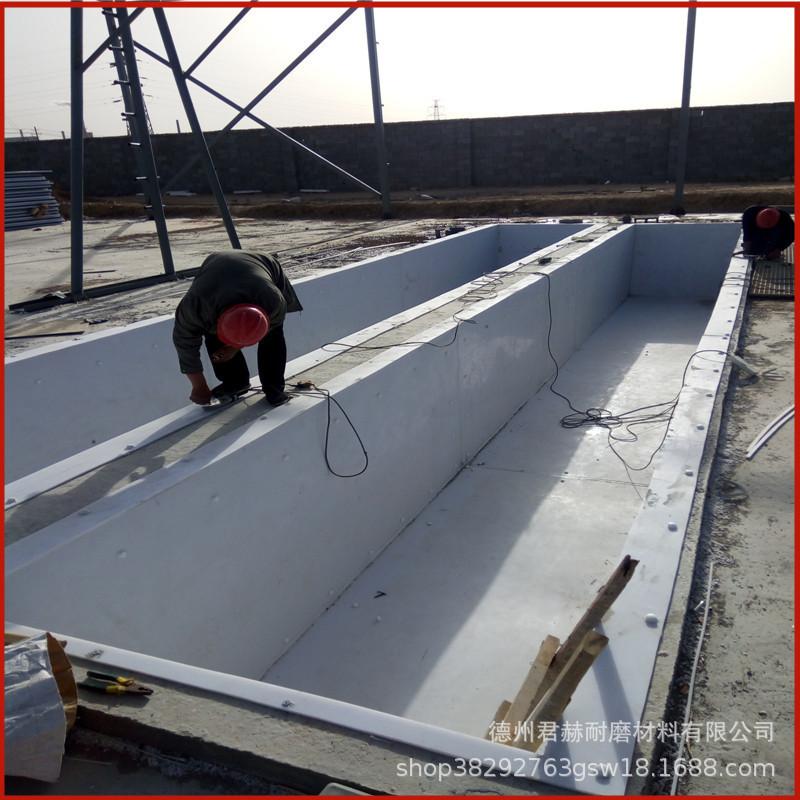 PP水箱加工訂做 酸洗槽 耐酸堿易焊接水槽 龜箱魚池聚丙烯板水箱示例圖11
