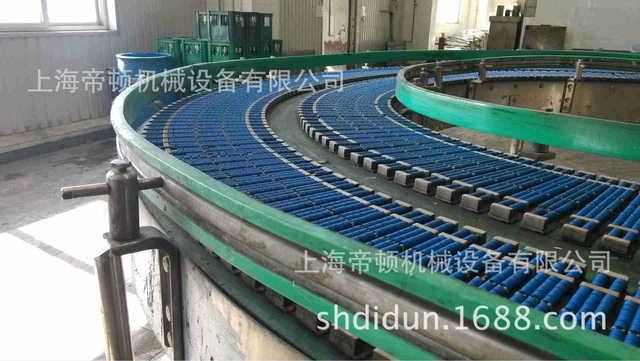 批发供应不锈钢滚珠转弯链板输送机 品质保证 运行稳定 可升级