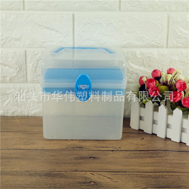 厂家供应收纳箱 整理箱 储物箱 塑料收纳盒杂物收纳可定制颜色