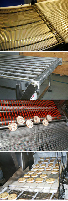 专供云南 食品级 耐高温 不锈钢网带烘箱式输送机