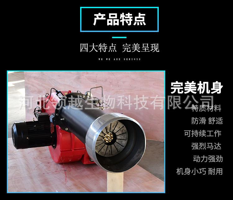 360w 燃油燃烧器工业燃烧机 各种规格燃烧机燃油燃烧器利雅路燃油示例图13