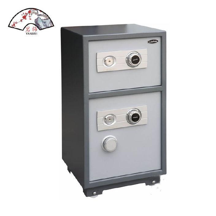 大型双门机械密码保险柜保管箱保险箱市区包送特价保密柜加厚铁皮
