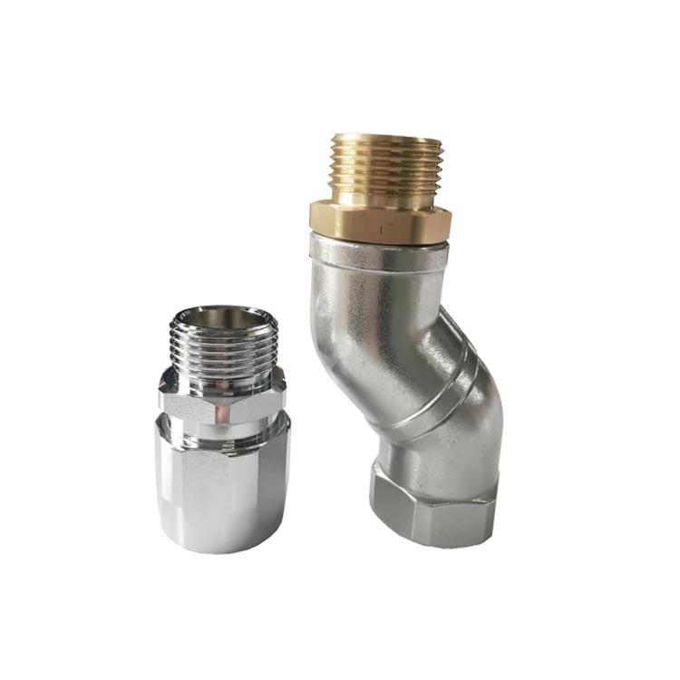 加油万向接 加油用旋转接头 6分小流量加油接头石油机械示例图1