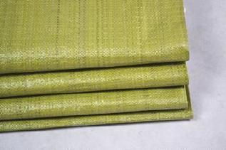 黄色编织袋厂特价80斤粮食袋普黄色蛇皮袋中厚结实塑料编织袋批发示例图18