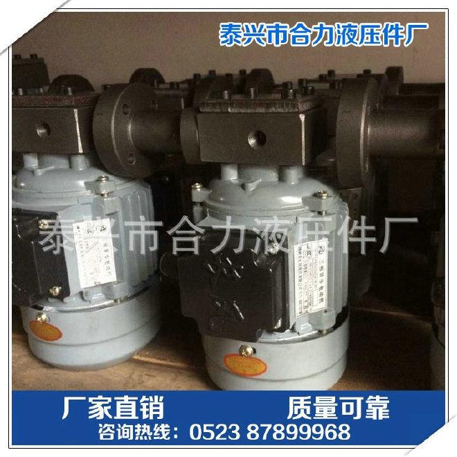 小流量油泵ZCB-1.2轉子式油泵裝置減速機齒輪泵  精密齒輪泵