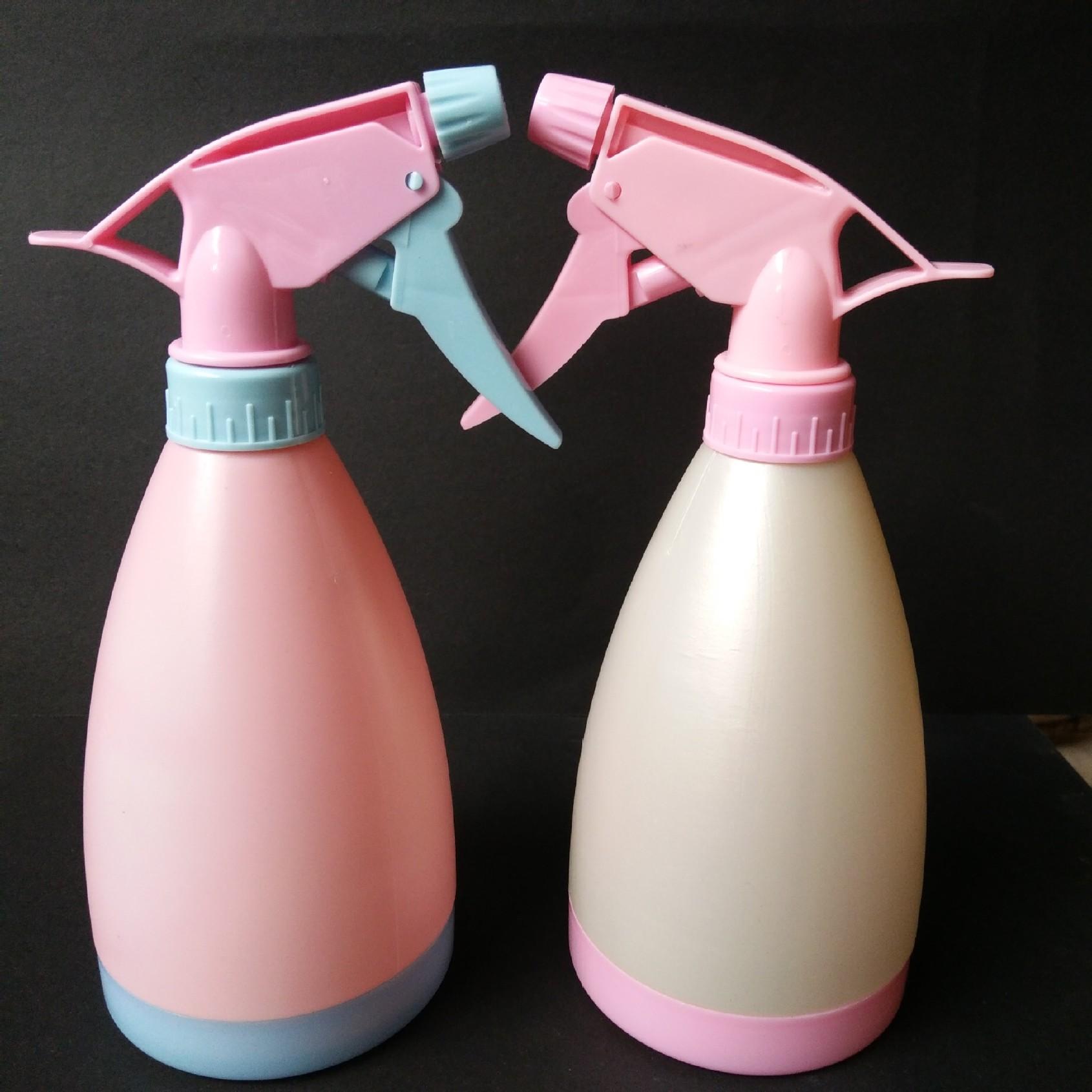 厂家现货直销500ml加厚清洁消毒小喷壶颜色可供选择图片
