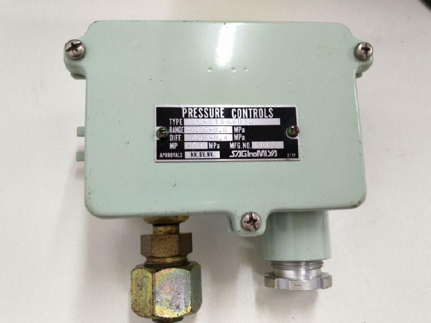 PRESSURE CONTROLS 防雨壓力控制器SNS-C106WU1Q 壓力繼電器圖片