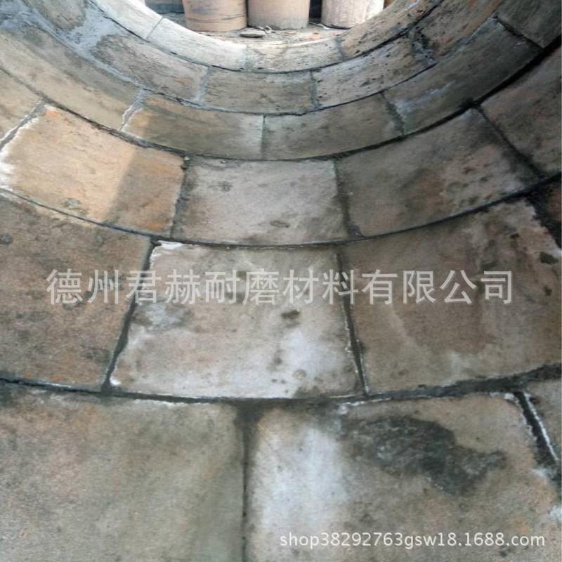 電廠煤廠專用微晶鑄石板環保耐磨卸煤溝阻燃鑄石襯板刮板機襯板示例圖13