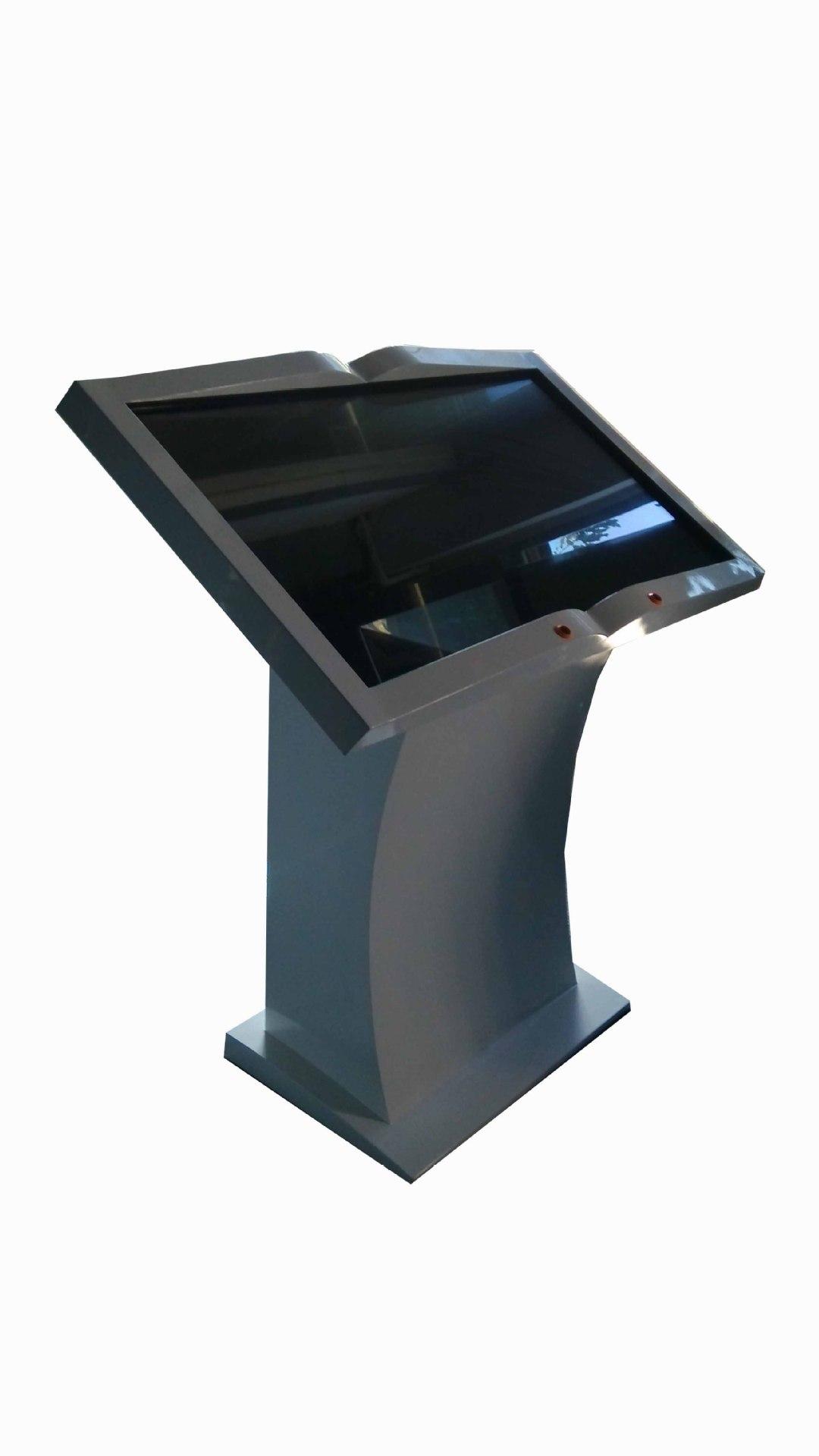 厂家直销HPLD42寸虚拟翻书台空中翻书台全息空中虚拟翻书台示例图3