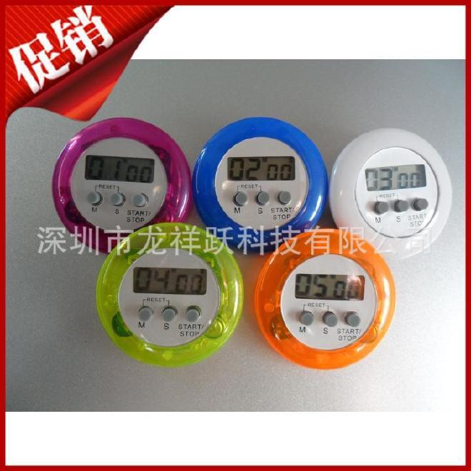 廠家現貨批發電子計時器/超低價/廚房定時器提醒器/正倒計時器圖片