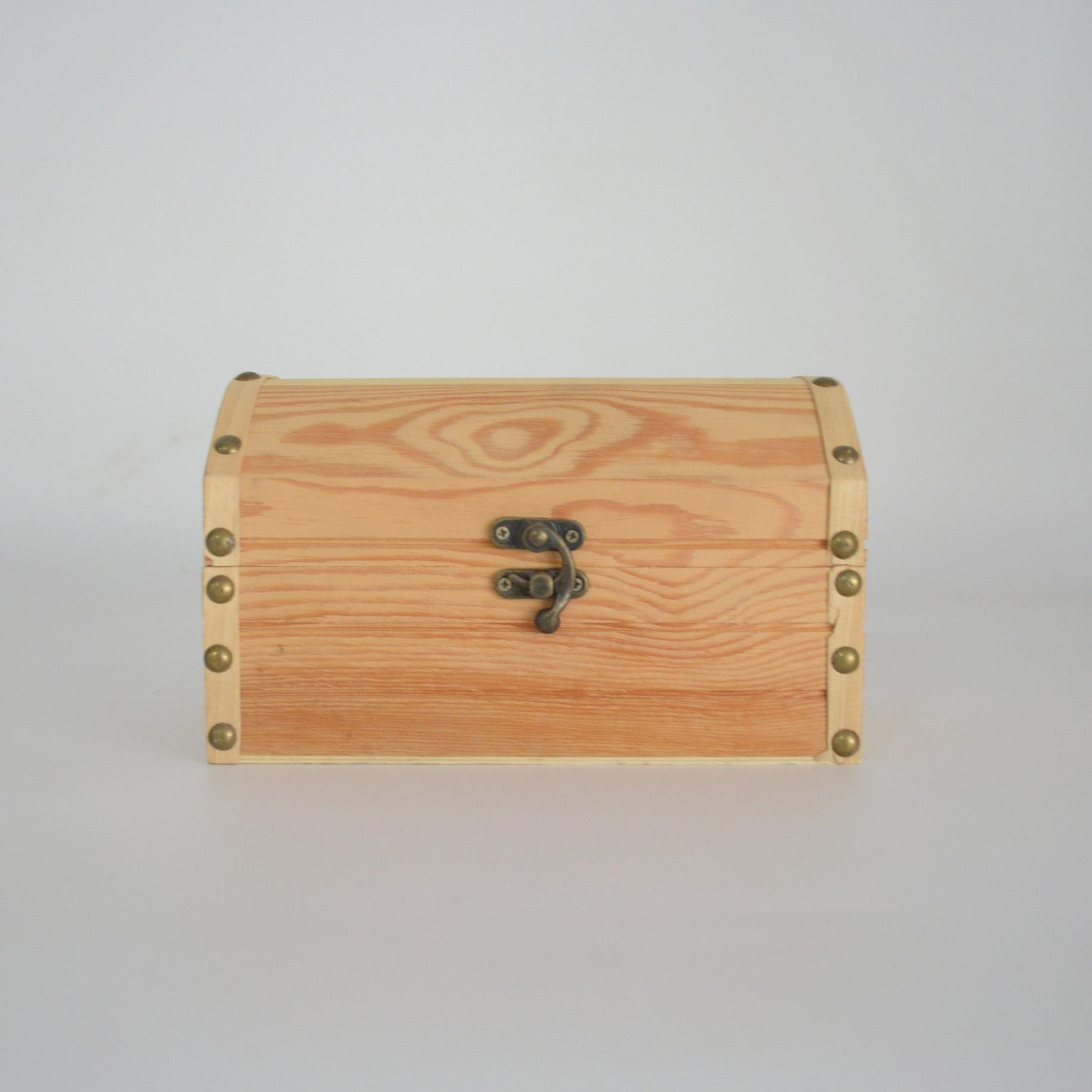 创意 收纳盒 复古储物盒 木质 首饰盒 喜糖盒 木盒 厂家专业定制