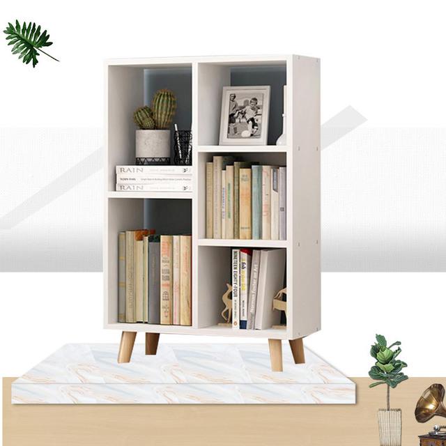 新款多功能书架书柜 批发简易展示架 实用书房家居简易书架