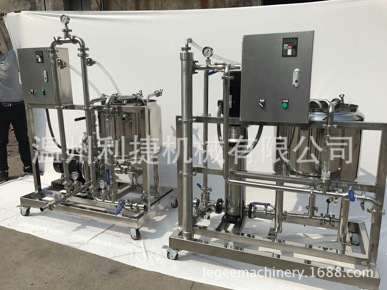 全自动反渗透水处理设备 净水器 纯净水生产设备示例图2