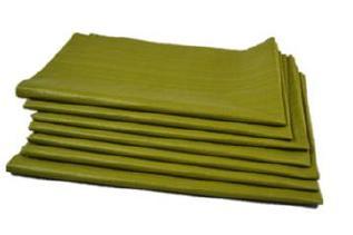 发上海编织袋批发普黄色65*110蛇皮袋打包袋子中厚装粮食包装袋示例图10
