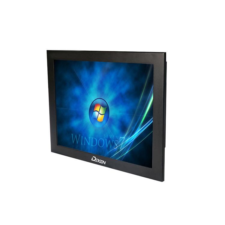 15寸工業平板顯示器 液晶監視器LCD液晶屏 DIP-1501工控廠家直銷