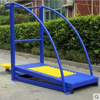 健身路径室外\户外健身器材\公园健身器材\跑步机扭腰器组合