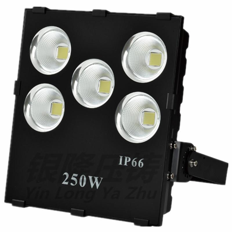 新款仿超高品質 LED大功率250W聚光投光燈外殼