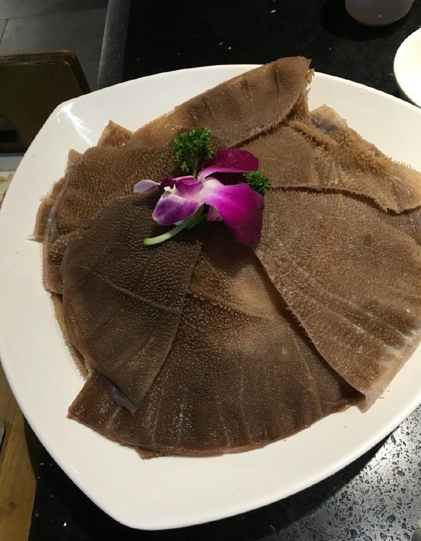 【黑毛肚黑毛肚厂家直销专做重庆四川火锅菜品
