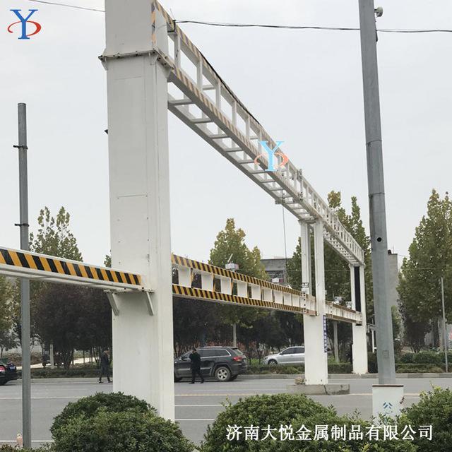 河北石家莊限高架  大 悅金屬 智能遠程遙控道路公路交通限高桿