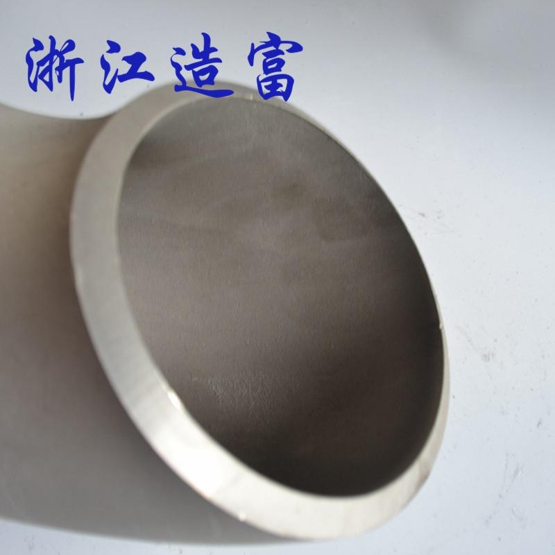 直销三通 焊接三通 焊接平口卫生级 加工定制 304不锈钢三通示例图5