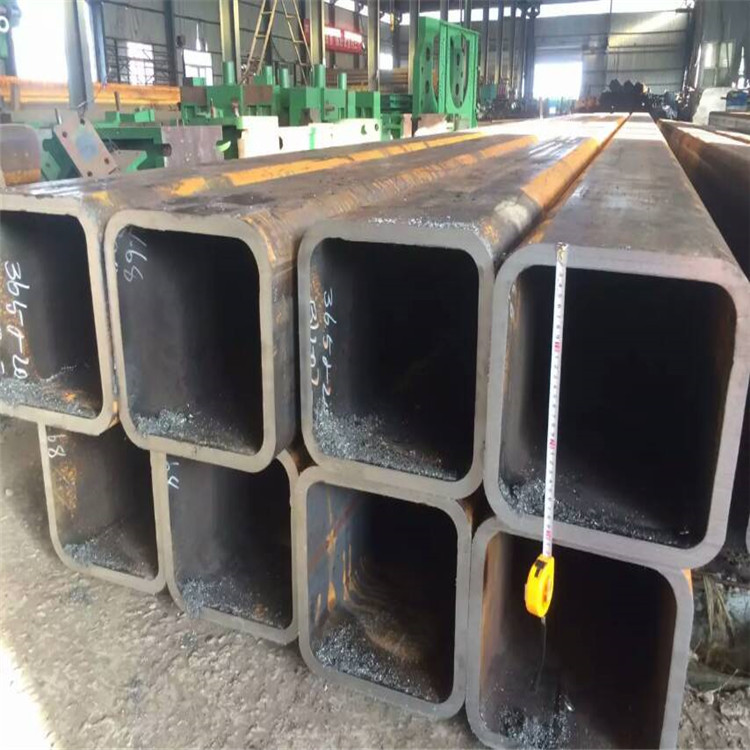厚壁无缝方管生产厂    16Mn无缝方管   非标无缝方管大全