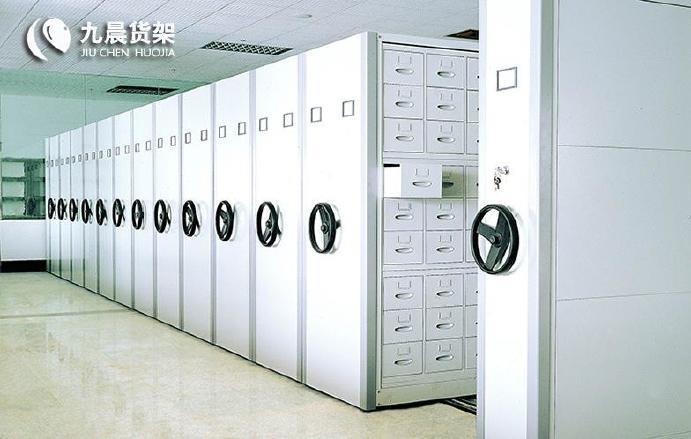 广东仓储香港办公室三亚密集海口档案智能移动云浮资料文件铁皮柜示例图16