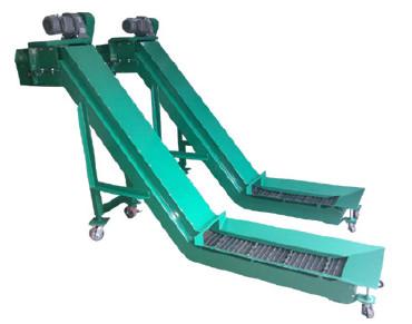 大量供應 沖床排屑機 東莞排屑機 乾冠專業生產