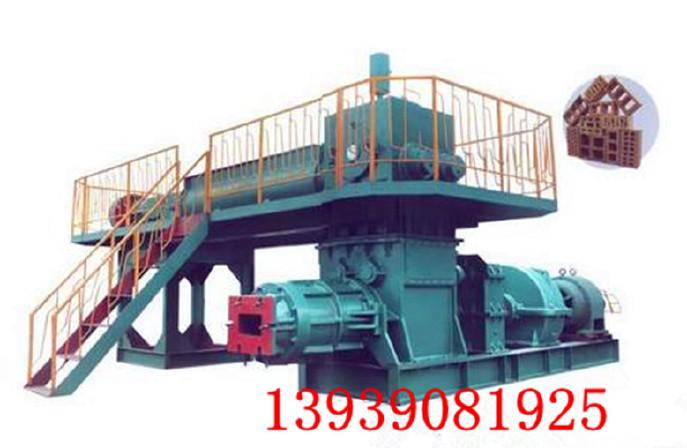 專業制作高產量粘土燒磚機 空心磚紅磚磚機 粘土真空磚機