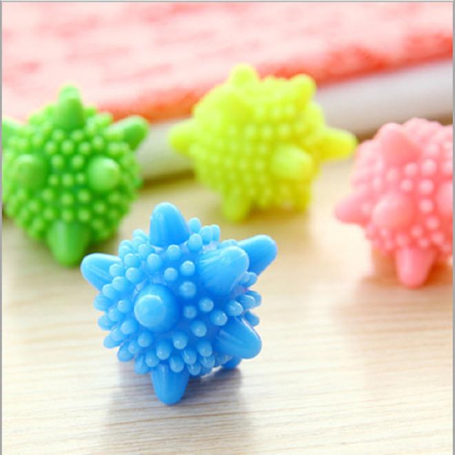 洗衣机洗衣球 去污防缠绕洗护球海星形实心清洁球