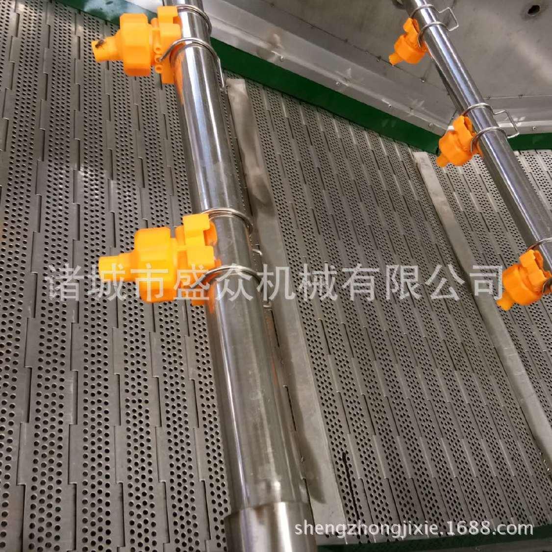 净菜加工流水线供应脱水蔬菜烘干线优惠中酸白菜辣白菜清洗设备示例图7