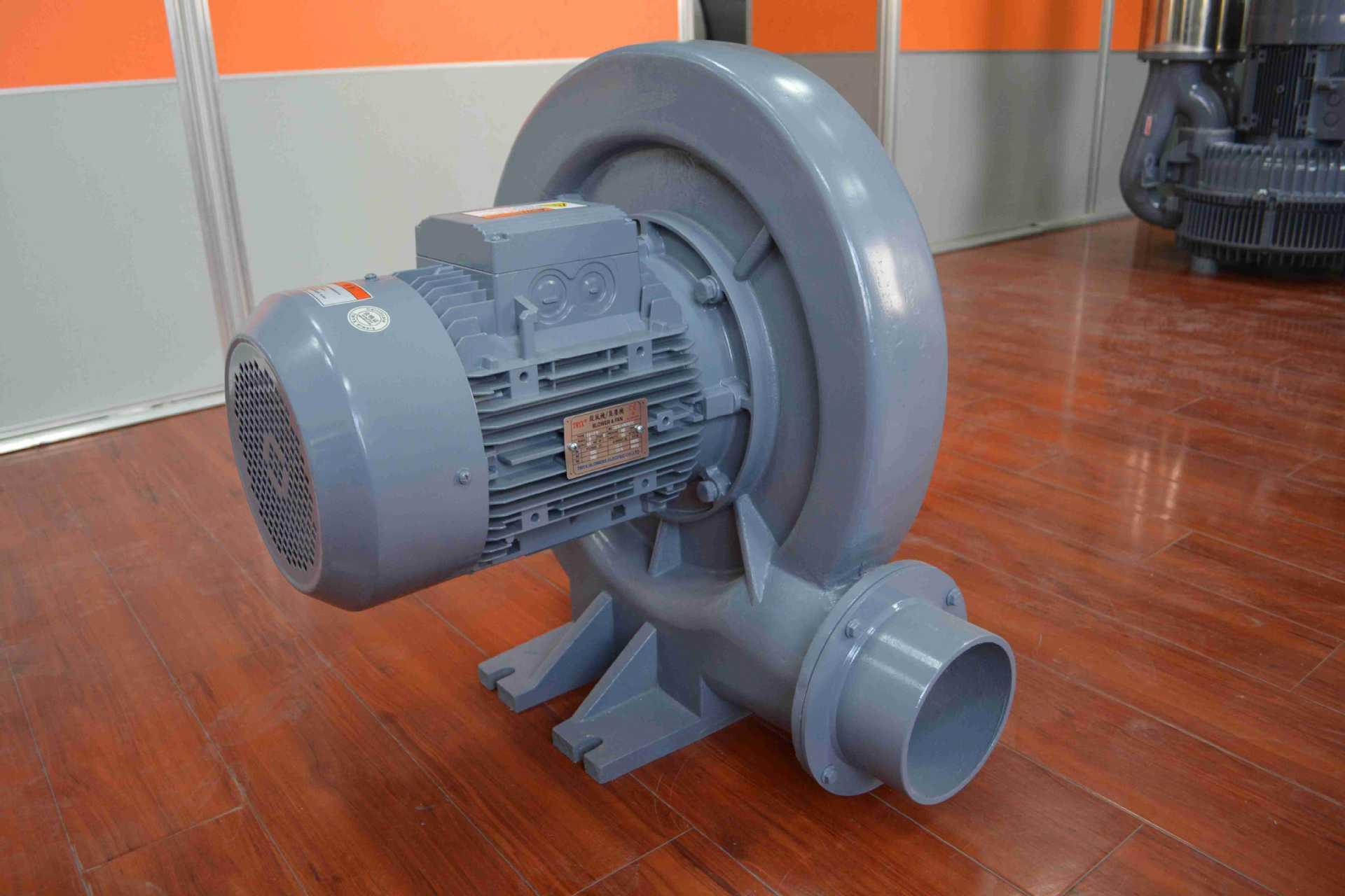 CX-100  1.5KW全风透浦式中压风机 气体输送送风中压鼓风机示例图13