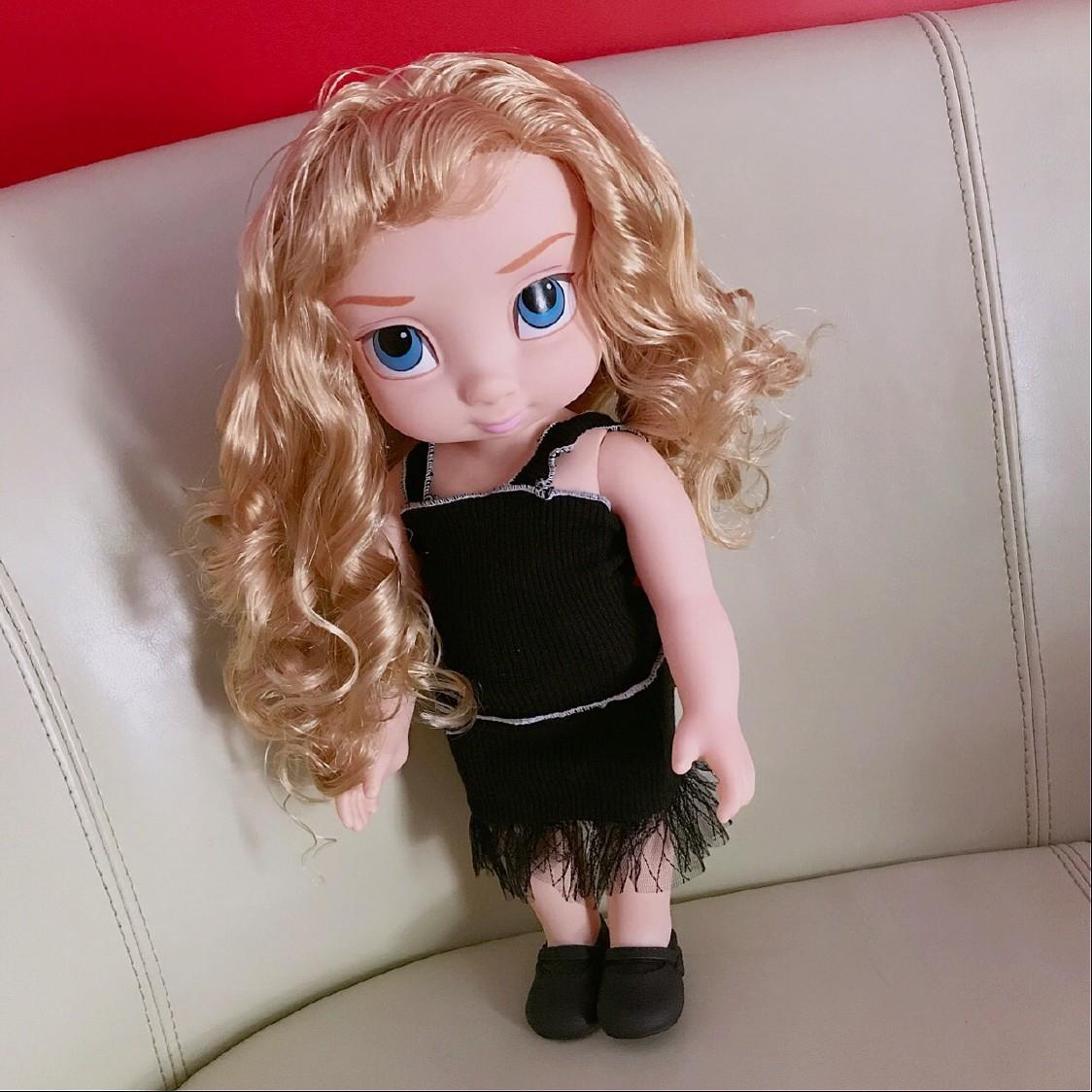 风靡全球16寸沙龙娃娃 娃衣定制设计 拍照道具摄影服装 一件代发