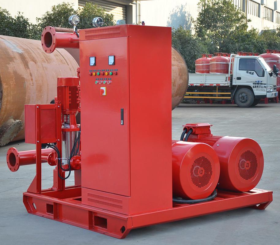 威尼斯平台登录SDL 10.0/15-2-GPM150  双动力消防泵,10kw大型双动力消防泵,消防泵示例图2
