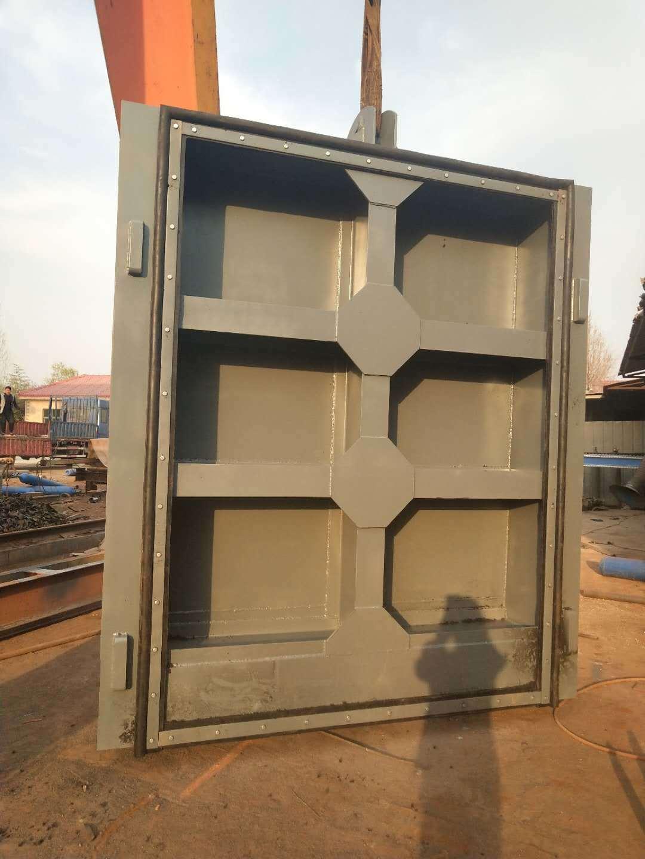 弘鑫水利 定制钢闸门 渠道钢闸门 平面型钢闸门示例图11