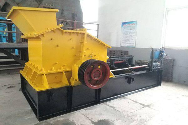 汇丰热销新型液压开箱制砂细碎机开箱式制砂机应用普遍深受客户喜爱示例图4