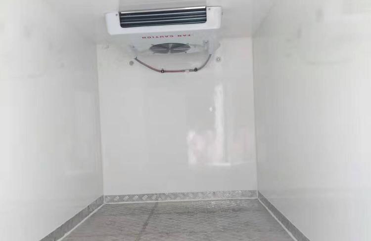 小型冷藏车,厢式冷藏车, 福田驭菱冷藏车,程力厂家示例图8