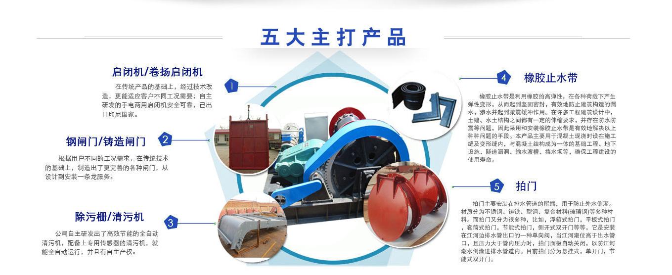江苏弘鑫牌回转式清污机 ,不锈钢回转式清污机,碳钢回转式清污机示例图19