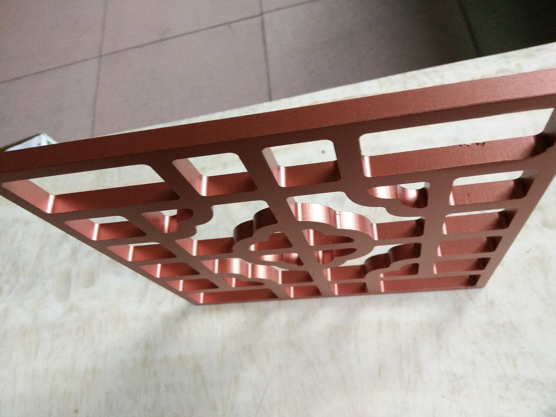 铝窗花加工定制-铝乐铝窗花厂家示例图3