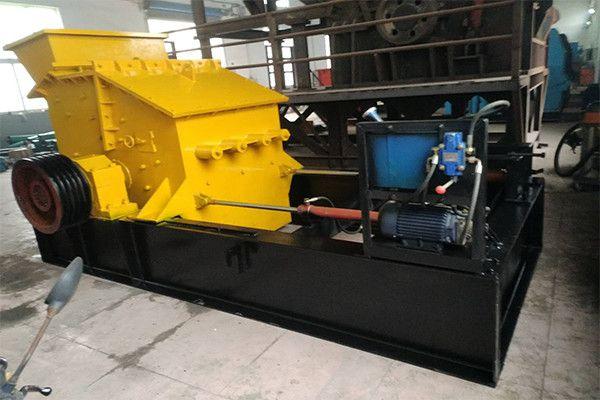 汇丰热销新型液压开箱制砂细碎机开箱式制砂机应用普遍深受客户喜爱示例图5