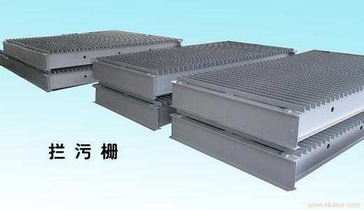 LWS型平面型钢拦污栅技术参数河北弘鑫水利机械有限公司示例图1