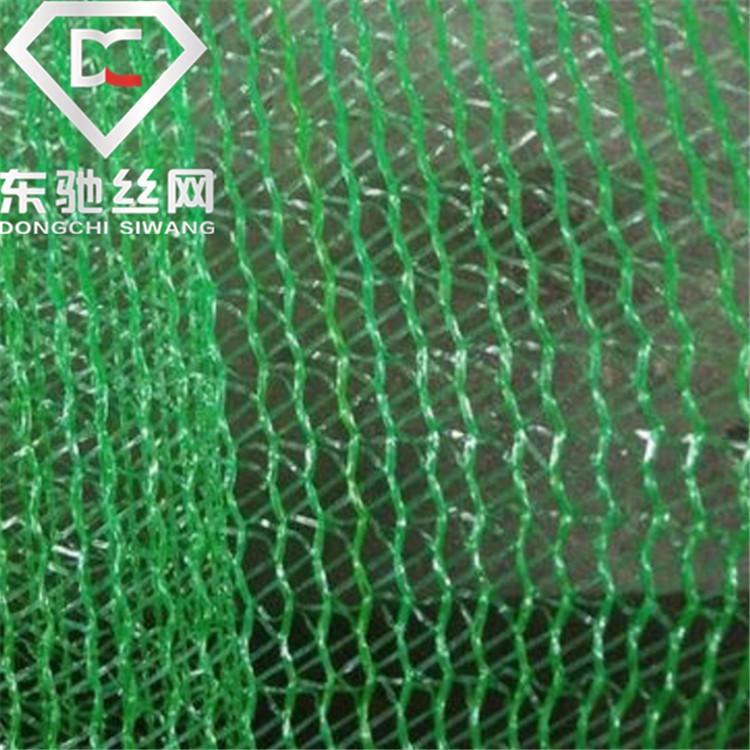 河北東馳 扁絲遮陽網 6.5針扁絲遮陽網 防塵蓋土網廠家批發