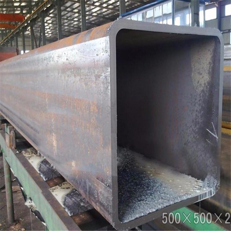 大口径方矩管 耐低温厚壁方矩管 Q420B/Q460CQ690C高强方矩管